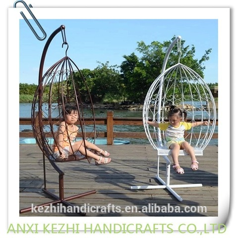 KZ140126 New Metal Swing Chair pictures & photos