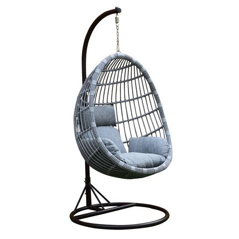 New Model Hanging Egg Chair Yokhala Ndi Imani