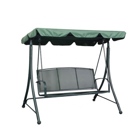 Outdoor bench two person garden cheap lounge portable swing chair pictures & photos