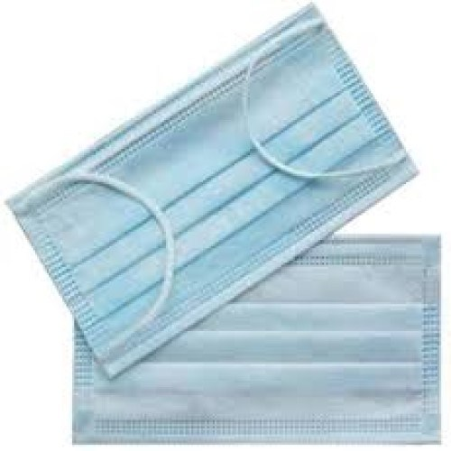 China Outdoor Medical Protective Disposable Nonweven Surgical Face Mask