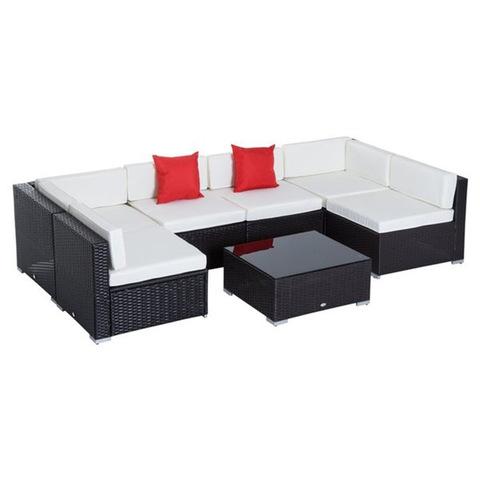 sofa courtyard woven rattan outdoor open air leisure outdoor rattan wicker furniture sets