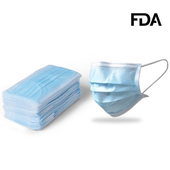 China Medical Surgical Face Mask Single Use Medical Diposable Anti-Coronavirus pictures & photos