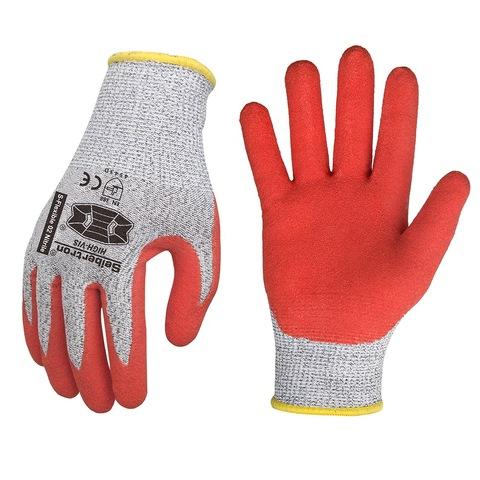 Seibertron SDX2 Cut Resistant safety gloves anti-Impact gloves Oil work gloves
