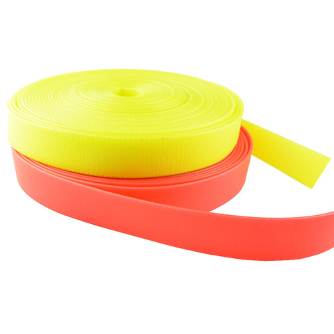 100% colorful Nylon coated Webbing For Durable bungee child safety harness pictures & photos