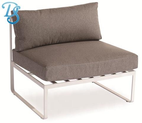 8 seater sofa set outdoor furniture set patio sofa modern aluminium frame sofa with cushion