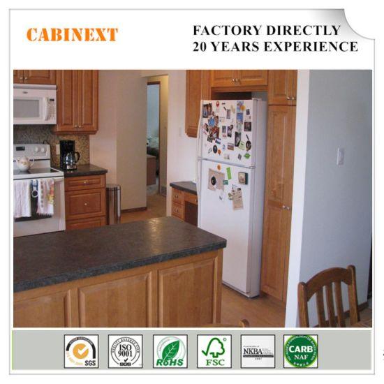 China Customized Plywood Kitchen Furniture Cabinet Doors Design