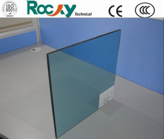 China 4-8mm AGC Low-E Toughened Glass with Ce Certificate