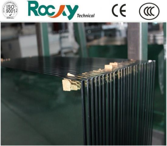 China 4mm 5mm 6mm 8mm 10mm 12mm Agc Tempered Toughened Glass for Building Windows Home Appliance Ref