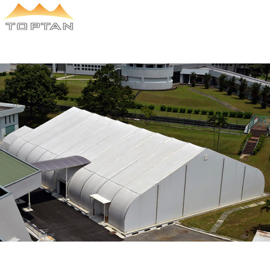 Wedding With White Tent