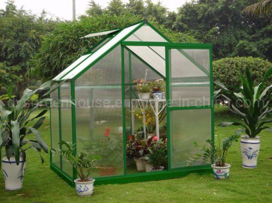 China Suppliers Modern Aluminium Garden House