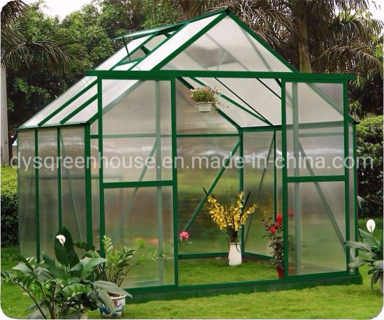 China Cost-Effective PC Sheet Garden Used Greenhouses for Sale