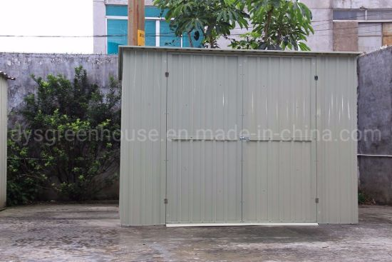 China Durable Garden Metal Garden Shed Tool House pictures & photos