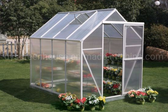 China Farm Equipment with Polycarbonate Greenhouse