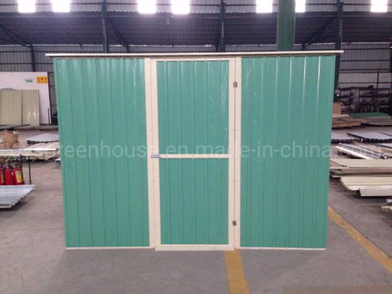 China Outdoor Garden Shed Malaysia Outdoor Storage Shed High Performance HomeGarden Easy Install Gar pictures & photos