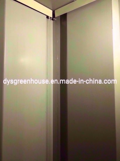 China Made in China Easily Assembled Waterproof Metal Garden Shed pictures & photos