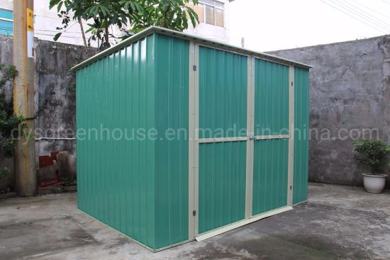 China Metal Garden Shed for Tools Metal Garden Shed Metal Car Shed Design
