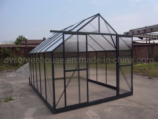 China PC Sheet Conservatory Greenhouse Used for Vegetables