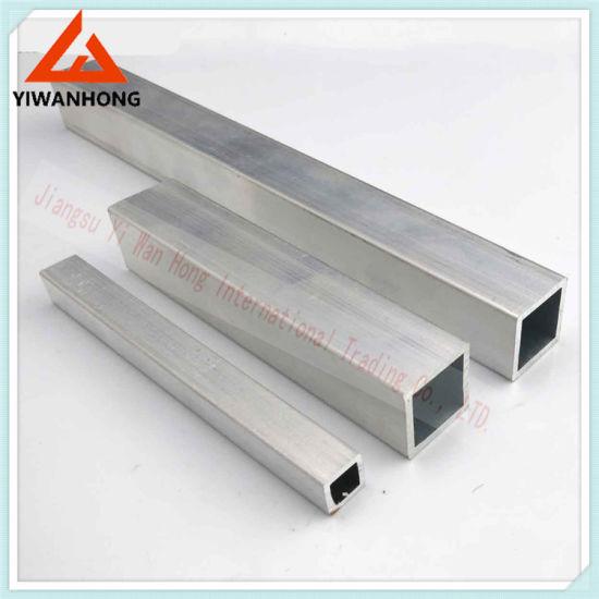 الصين 5052 أنبوب مربع الألومنيوم أنبوب وأنابيب الألومنيوم بالجملة على Topchinasupplier Com