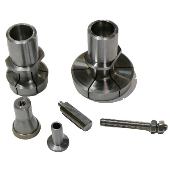China Aluminum Precision CNC Machining Parts by Injection Mould