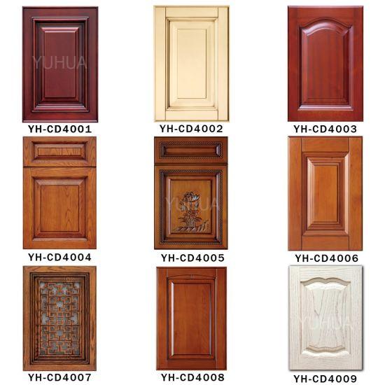 الصين أثاث الخشب الصلب باب خزانة المطبخ الأمريكية أبواب الخزانة بالجملة على Topchinasupplier Com