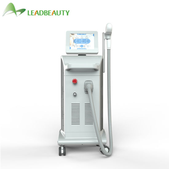China Chinese Manufacturer New Price 755 808 1064 3 In 1 Diode Laser Hair Removal Machine With Ce Skin Beauty