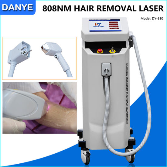China Professional Big Spot Size 808nm Diode Laser Hair Removal