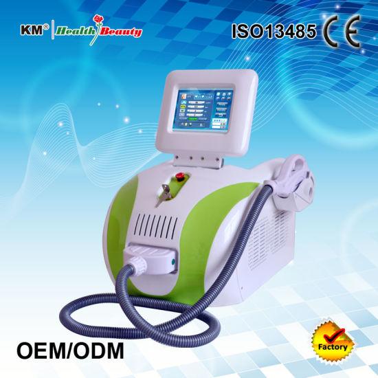 China Professional Shr Laser Hair Removal Machine Price Body