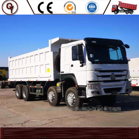Howo dump truck with 6x4/8x4/4x4 trailer 6x4 Tipping