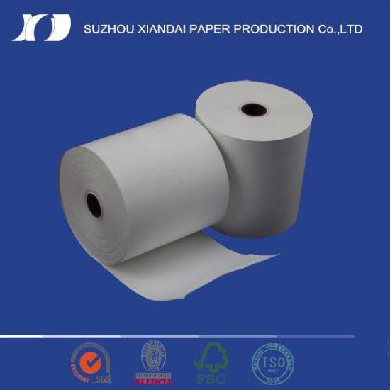 China 100% Wood Free Bond Paper Roll