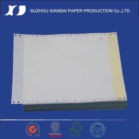 China Computer Listing Paper 381mm*279mm Printing Paper