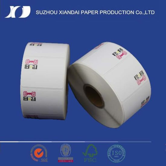 China Latest Thermal Label High Quality