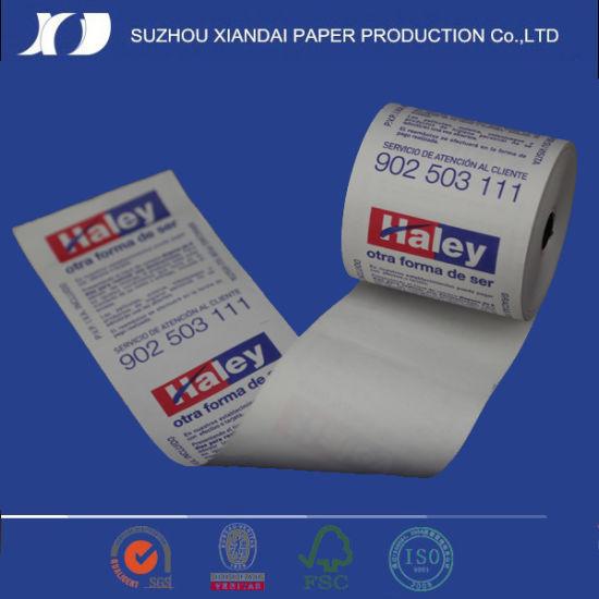 China Most Popular&High Density Printing Thermal Paper