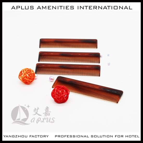 China Hot Selling Aplus Disposable Hotel Combs