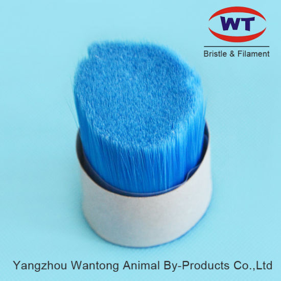 China Manufacturer of Light Blue Solid Synthetic Monofilament for Brush Making
