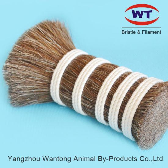 China Double Drawn Grey Horse Hair
