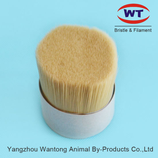 China Imitated Bristle Synthetic Filament for Paint Brush
