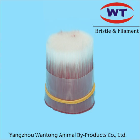 China Pet Man Made Synthetic Filament Bristle for Brush Making
