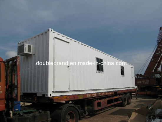 China ISO Certification Container House for Office