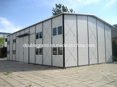 China ISO Ecnomic Modular House Home Building Container House