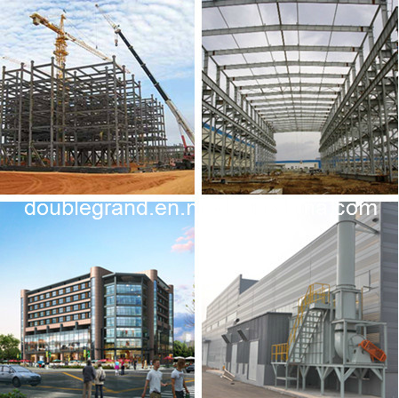 China Large Span Steel Strcture Building