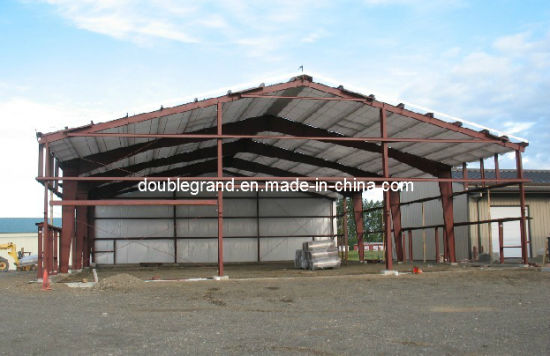 China Standard Construction Metal Frame Structure Buildings