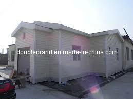 China Steel Frame EPS Energy-Saving Wall Panel Prefabricated House