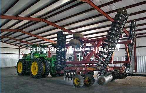 China Steel Structure Agricultural Equipment  Storage Building