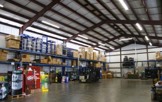 China Structural Steel Frame Warehouse Workshop