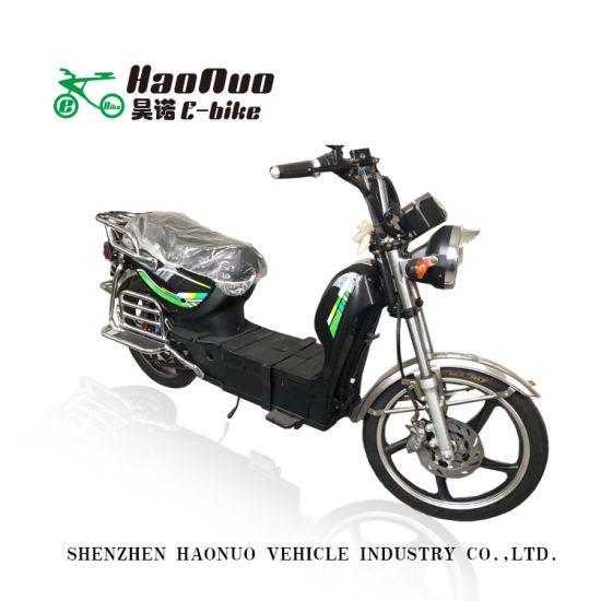 الصين 2020 دراجة نارية كهربائية لمسافات طويلة الطاقة الخضراء مع محرك قوي 500 واط دراجة كهربائية من الصين على Topchinasupplier Com
