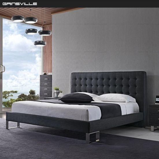 مجموعة غرف نوم الصين Gauangdong New Italy Design Home Furniture مع أثاث  التخزين