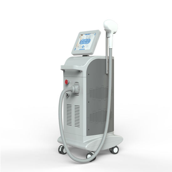 China Multifunctional Laser Diode 808nm Diode Laser Hair Removal Machine Price For Skin Rejuvenation Other Beauty