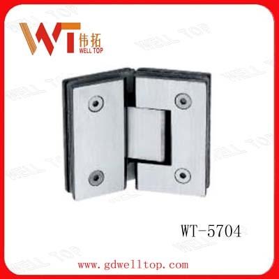 China Stainless Steel Shower Door Hinge 135 Degree