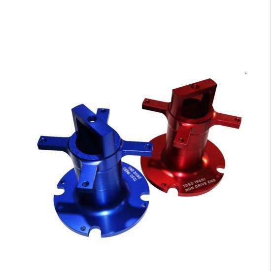 China Custom Fabrication OEM Aluminum CNC Machining 3D Printed Prototype