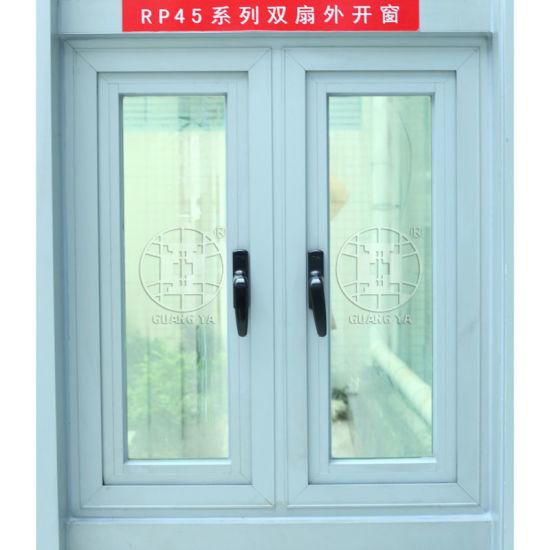 إطار نوافذ من الألومنيوم للأبواب الصينية مع جميع أنواع الأسطح وباب معدني بالجملة على Topchinasupplier Com